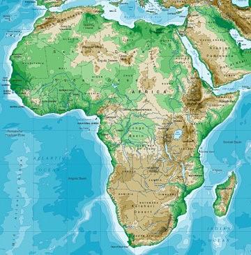 Africké seznamka v Austrálii