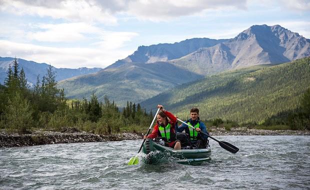 Výprava na řeku Alatna, Aljaška