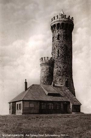 Wilhelmswarte, repro z archívu Jiřího Lněničky