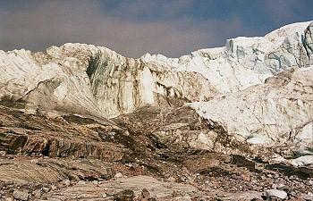 Čelo ledovce