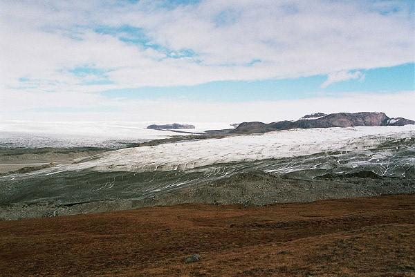 Okraj pevninského ledovce